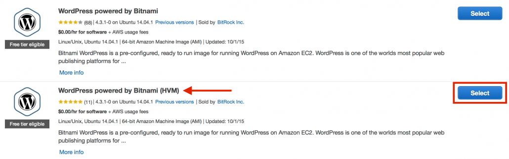 Brian Hoshi   How to Set Up WordPress on AWS EC2 with Bitnami's AMI